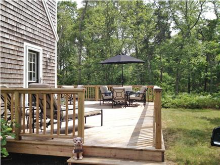 Mashpee Cape Cod vacation rental - Brand new deck, furniture, and grill