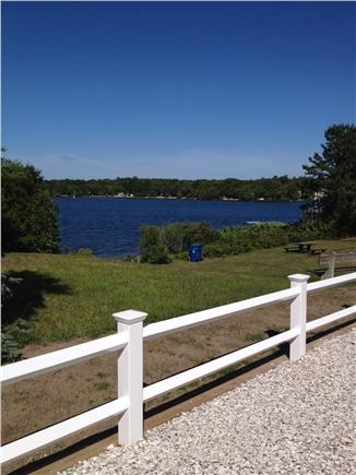 Mashpee Cape Cod vacation rental - One of 3 deeded beaches - only 8 houses away!