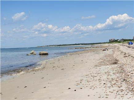 Falmouth, Sippewissett Cape Cod vacation rental - Woodneck Beach adjacent to our private beach