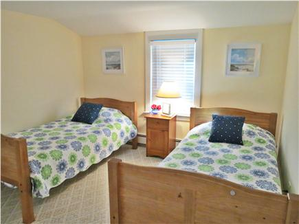 Falmouth, Sippewissett Cape Cod vacation rental - Bedroom with twin beds