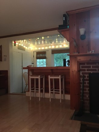 Eastham Cape Cod vacation rental - Breakfast bar