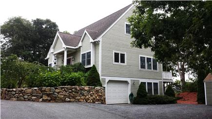 Mashpee Cape Cod vacation rental - On private road