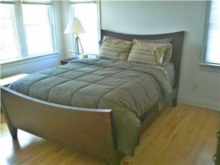 Mashpee Cape Cod vacation rental - Second floor bedroom with full bath and water view