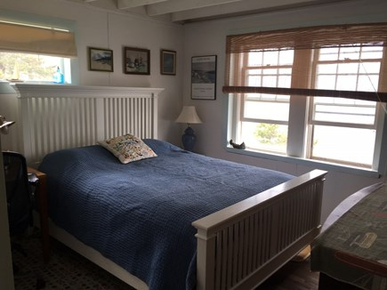 North Truro Cape Cod vacation rental - Water View bedroom ( queen size bed)