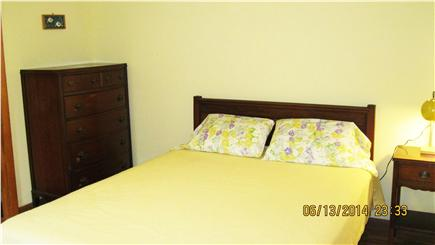 East Sandwich Cape Cod vacation rental - Master bedoom with queen bed.