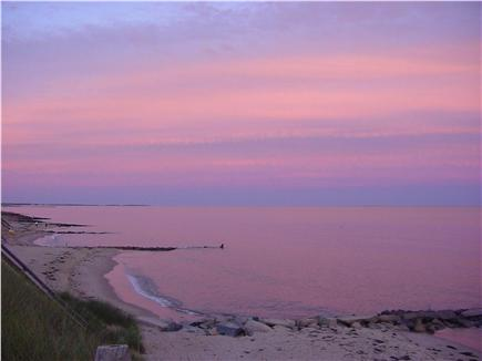 Dennis Cape Cod vacation rental - Bubble Gum Pink Sunset