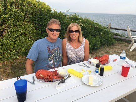 Dennis Cape Cod vacation rental - Lobsters by the Sea