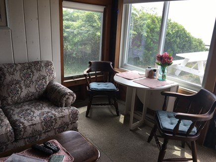 Dennis Cape Cod vacation rental - Living/Dining Area