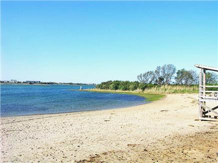 Yarmouthport Cape Cod vacation rental - Gray's Beach is just 100 yards away with a boat launch!