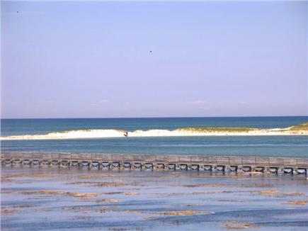 Yarmouthport Cape Cod vacation rental - The boardwalk is great for evening strolls.