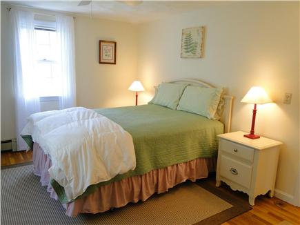 Harwich Cape Cod vacation rental - 2nd first floor bedroom with Queen and TV