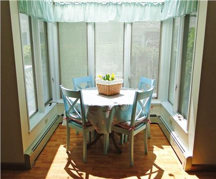 Harwich Cape Cod vacation rental - Sunny kitchen nook