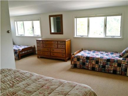 New Seabury New Seabury vacation rental - Upstairs bedroom, four twins, or push two twins together