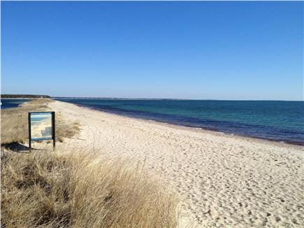 New Seabury New Seabury vacation rental - The beach at the Spit...just a short kayak ride away!