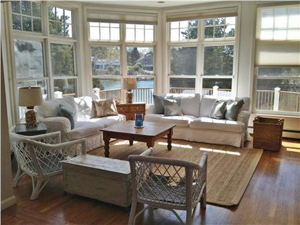 New Seabury New Seabury vacation rental - Spacious and bright family room with water views all around