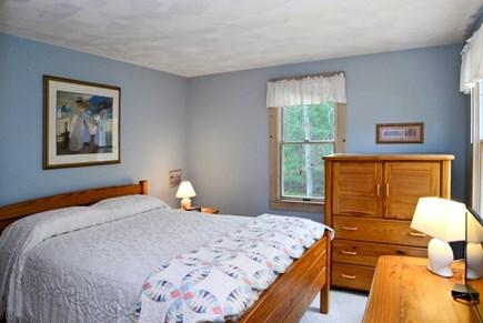 New Seabury, Fells Pond Village, New Seabur New Seabury vacation rental - 1st Floor Master Bedroom, queen bed, full bath w/ laundry