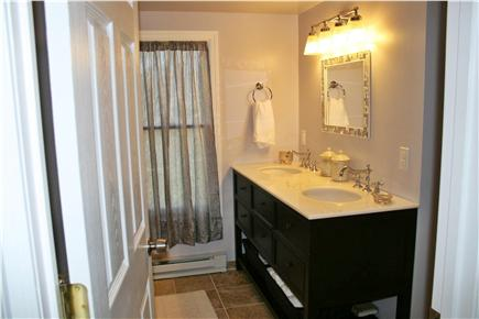 Brewster Cape Cod vacation rental - New bathroom upstairs