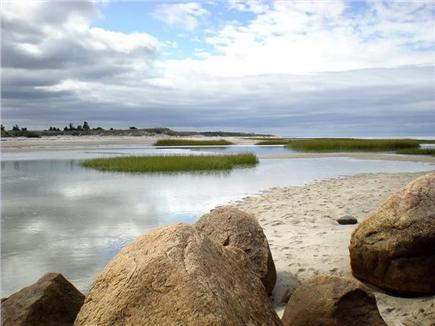 Brewster Cape Cod vacation rental - Paines Creek Beach at 1 Mile