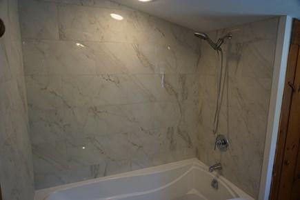 Brewster Cape Cod vacation rental - Updated upstairs bathroom