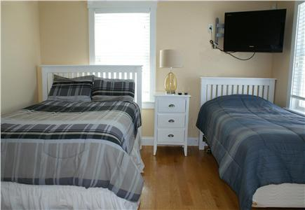 Sandwich Cape Cod vacation rental - Bedroom with Double & Twin.