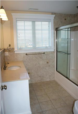 Sandwich Cape Cod vacation rental - Bath on second floor.