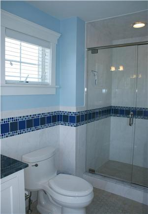 Sandwich Cape Cod vacation rental - Bath on first floor.