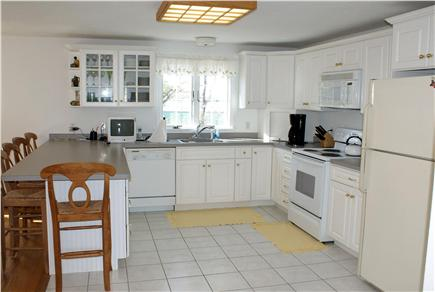 East Sandwich Cape Cod vacation rental - Sparkling Kitchen, perfect spot to create those memorable meals.
