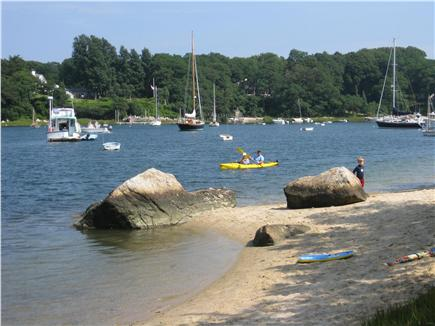 Woods Hole, Quissett Harbor Woods Hole vacation rental - Beach (one of two walk to beaches)
