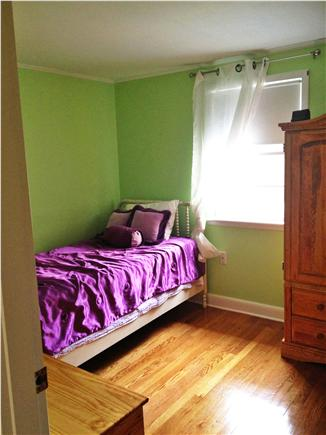 South Yarmouth Cape Cod vacation rental - Third bedroom, one twin and armoire