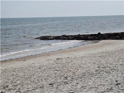 South Yarmouth Cape Cod vacation rental - Parker's River Beach only 1/2 mile away. Great for fishing, too!