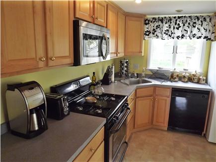 South Yarmouth Cape Cod vacation rental - Nice clean kitchen with plenty of space and ammenities