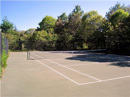 Dennis Cape Cod vacation rental - Tennis Court