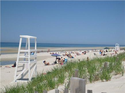 Dennis Cape Cod vacation rental - Beautiful Mayflower Beach is just a mile & 1/2 away!