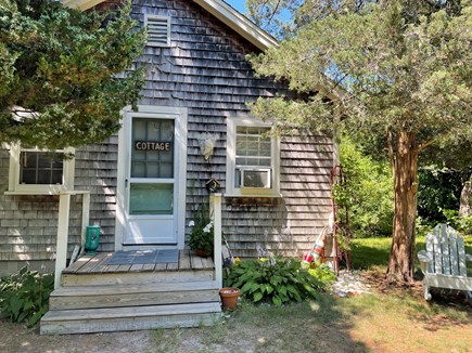 Dennis Cape Cod vacation rental - Cottage with large, private yard.