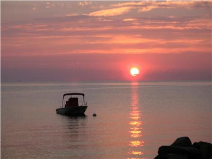 Chatham Cape Cod vacation rental - Cape sunset