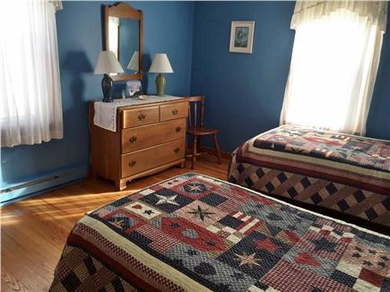 Chatham Cape Cod vacation rental - Bedroom #3. Twin beds