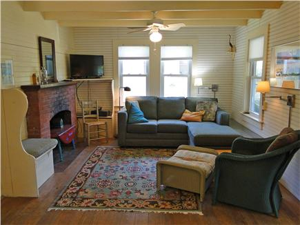 BREWSTER PARK Cape Cod vacation rental - Living Room