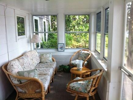Yarmouth Cape Cod vacation rental - Three season porch