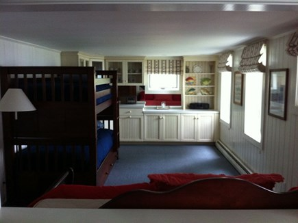 Yarmouth Cape Cod vacation rental - Bedroom 3, twin trundle, twin bunk bed