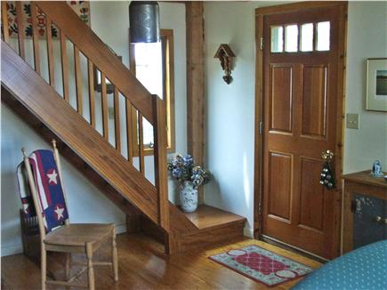 Plymouth, Manomet MA vacation rental - Gracious entry / Welcome to Manomet Beach Shores getaway