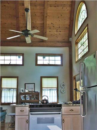 Plymouth, Manomet MA vacation rental - Palladium sun-filled open interior & lookout to Cape Canal boats