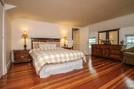 Hyannis, Barnstable Cape Cod vacation rental - Master bedroom w/ master bath