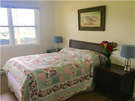 Orleans Cape Cod vacation rental - Downstairs ocean view bedroom