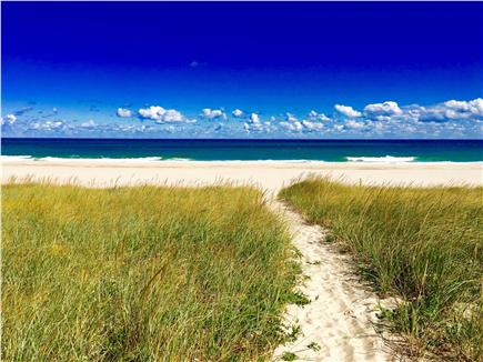 Orleans Cape Cod vacation rental - Walk down to the beach