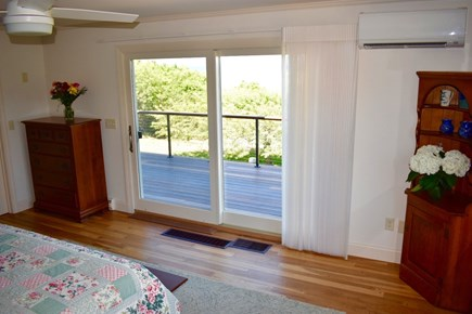 Orleans Cape Cod vacation rental - Master bedroom with large walk in closet and attached bathroom