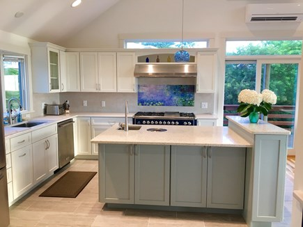 Orleans Cape Cod vacation rental - Brand new luxury gourmet kitchen with top end appliances