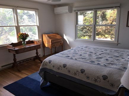 Orleans Cape Cod vacation rental - Light and bright bedroom with ocean view