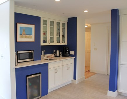 Orleans Cape Cod vacation rental - Beverage bar