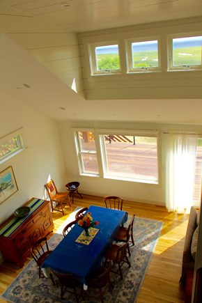 Orleans Cape Cod vacation rental - Ocean View Dining Area
