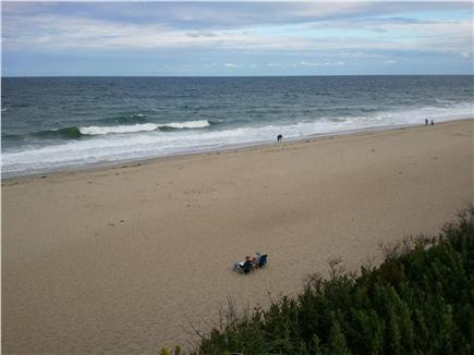 North Eastham Cape Cod vacation rental - .8 mile to Nauset Light Beach.  Relax here any time of year!